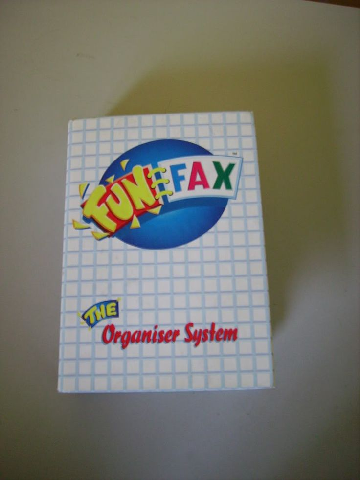 Funfax ugh I so wanted one of these when I was little - never did get one