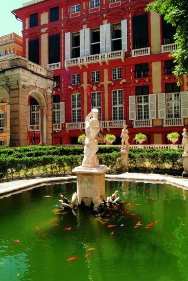 A Settembre tornano a Genova i Rolli Days...visite ed eventi culturali palazzo rosso