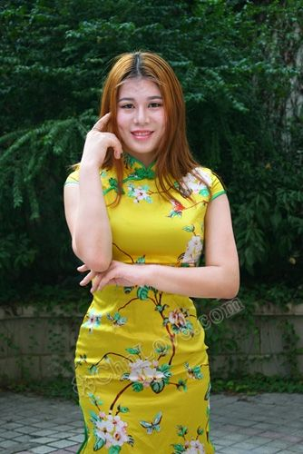 "Hello my name is Jean. I'm 19 years old and from Nanchang/Jiangxi China  Year of Birth:1997  Zodiac:Pisces  Weight:108 lbs (49kg)  Height:5'6"" (167cm)  Smokes: Nonsmoker  Drinks:Never  English:Little  Religion:None  Education:Bachelor  Have Children:No  Profession:Graphic Artist/Designer  Marital Status:Never Married  About myself and my ideal match:  Hi I am Jean.Doyoubelieveinloveatfirstsight? What is your first feeling when you see my profile? Can you tell me ? I believe that love at…"