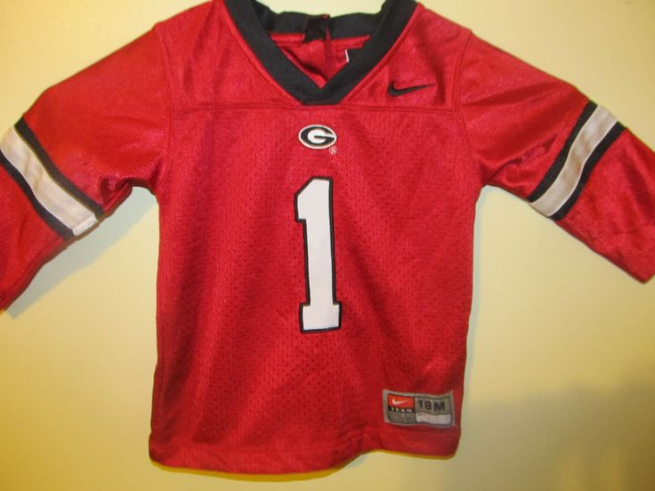 Georgia Bulldogs Football jersey - Nike Infant 18 months  #Nike #GeorgiaBulldogs