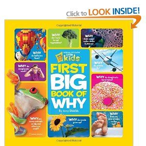 National Geographic Little Kids First Big Book of Why: Amazon.ca: Amy Shields: Books