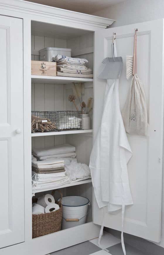 White Bathroom Laundry Storage 18 best vacuum cleaner storage images on pinterest | cleaning