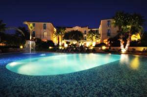 Italy Accommodations - Sardinia Ogliastra  Tour The 4 Star Hotels in Arbatax    The Hotel Arbatarsar