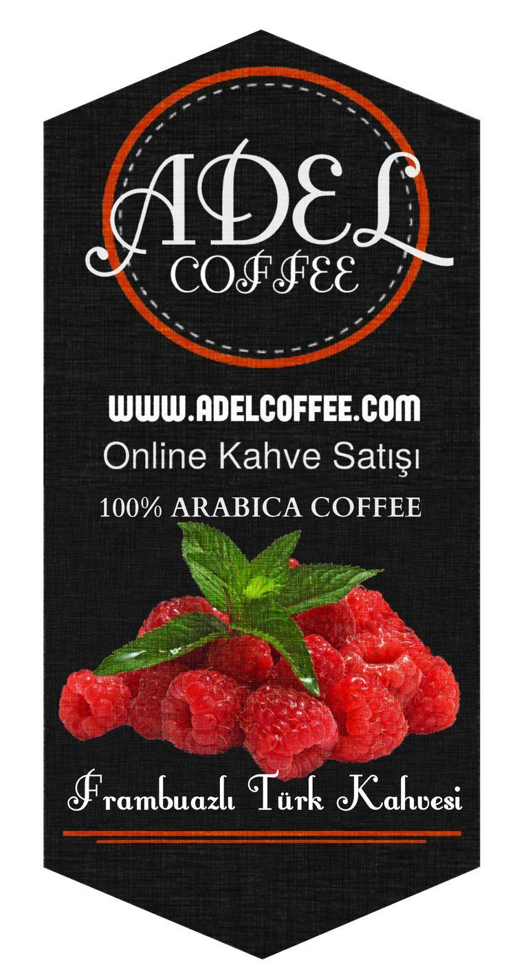 FRAMBUAZLI TÜRK KAHVESİ http://adelcoffee.com/shop/frambuazli-turk-kahvesi/