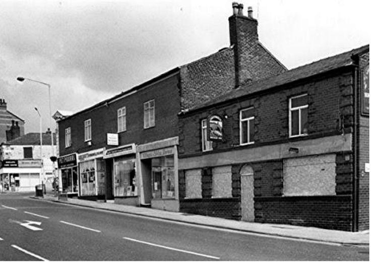 Blackburn Street Bridge Inn pub