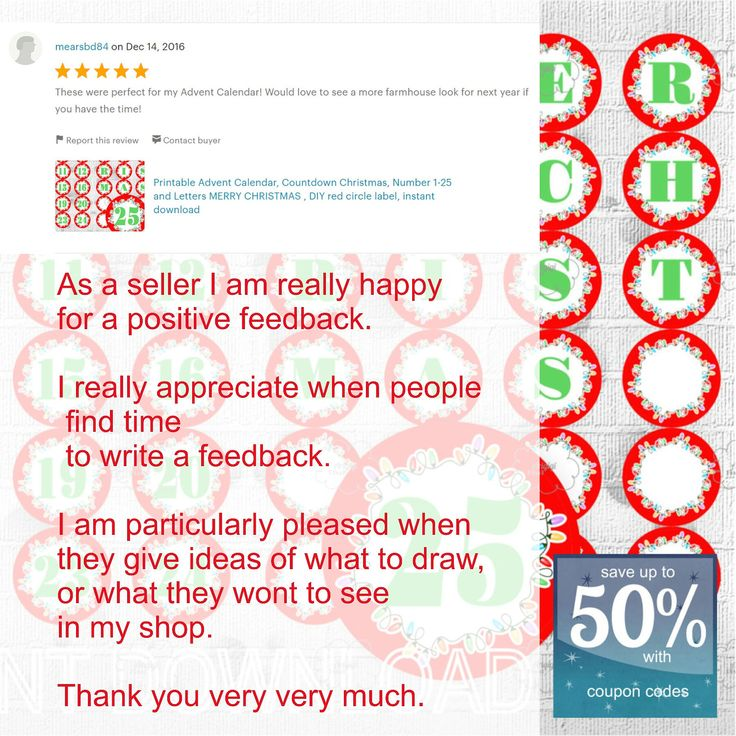 Big #thanks to every single one of my customers who find time to #write the #feedbacks.