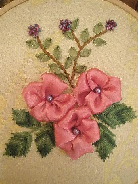 ribbon work