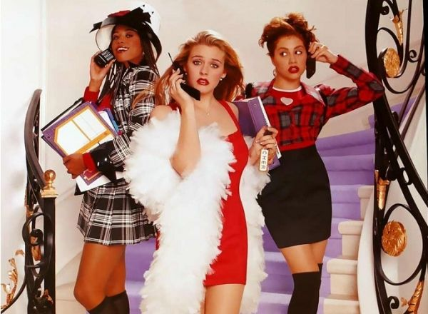 """90's Movies - 11 Fun 90s Themed Party Ideas ... Who can forget movies from the 90s like """"Clueless"""", """"She's All That"""", """"Scream"""", and """"10 Things I Hate About You"""", that really centered around the 90's teens. Have everyone dress up as their favorite movie character, and see who does their best Cher impression with a totally clueless personality!Tell me after reading this article that you don't miss the 90s horribly now. It was only a decade ago and so much has changed since then! Now we are all…"""