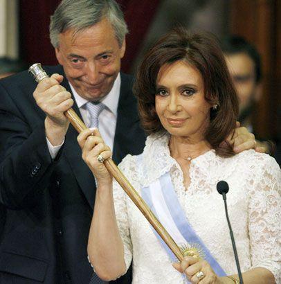 Fuerza Cristina!!