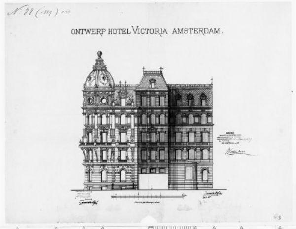 De Huisjes van het Victoria Hotel