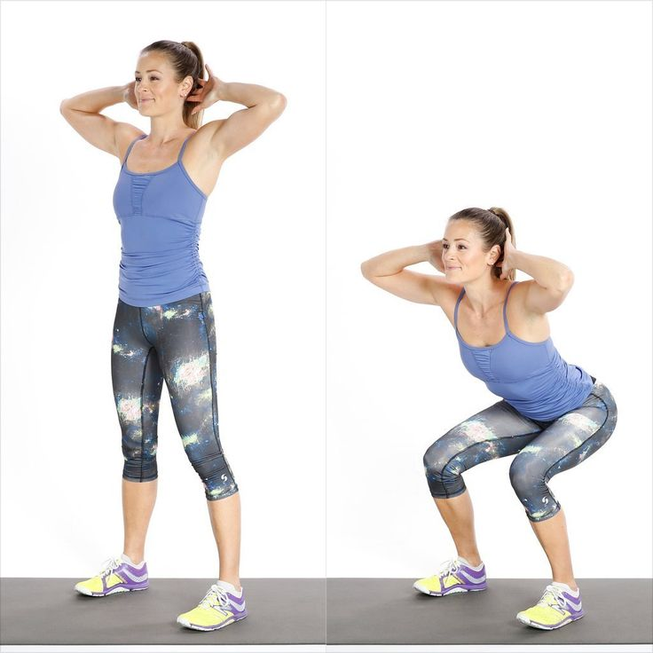 The 10-Minute, 3-Move, At-Home Workout Will Work Your Entire Body