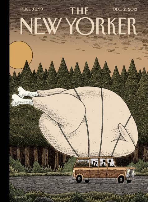 Coverjunkie The New Yorker Us Artwork Tom Gauld New Cover The New