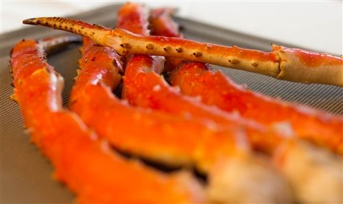 Frozen Alaskan King Crab Legs | Cape Porpoise Lobster Co