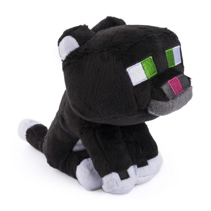 Minecraft Cat Plush, Stuffed Animals and Plush