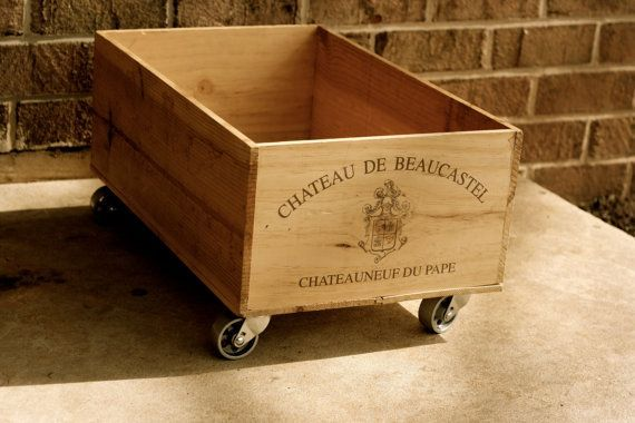 Wooden Wine Boxes & Wine Crates: How to Find The Right Wine Crate for your Project