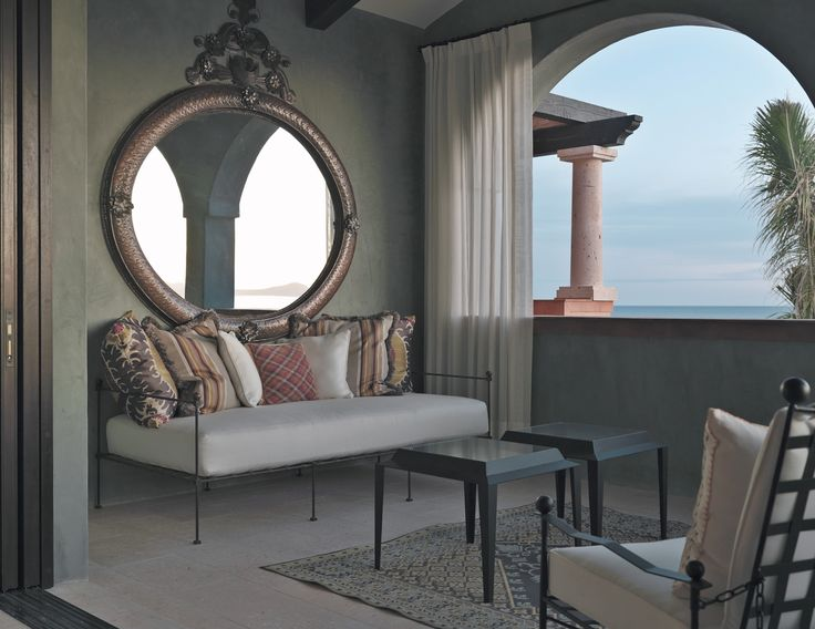 Best Kara Mann Images On Pinterest Clean Lines Spaces And - Beautiful interior decorating ideas blending mexican style oceanfront villa chic
