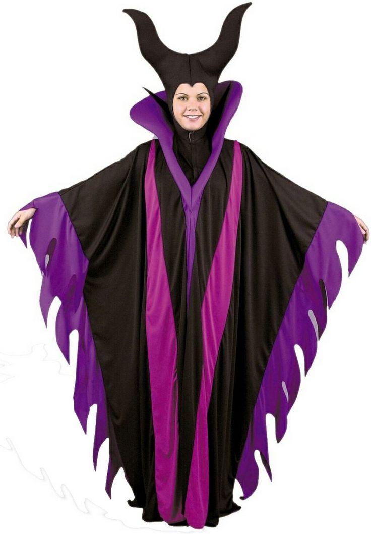15 best images about costumes for a fuller figure on pinterest disney maleficent woman - Deguisement halloween disney ...