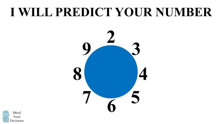 I Will Predict Your Number! Math Calculator Trick