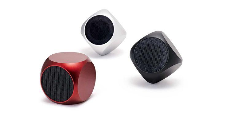 Matrix Audio Qube Pocket Friendly Speaker - Portable Speaker - image 1 - red dot 21: global design directory