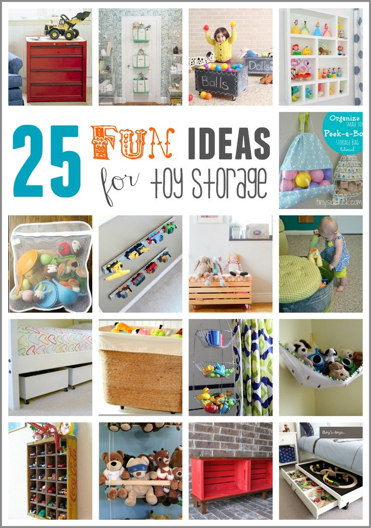 9 Wall Storage Ideas That You Need To Try: 17 Best Images About Playroom Ideas On Pinterest