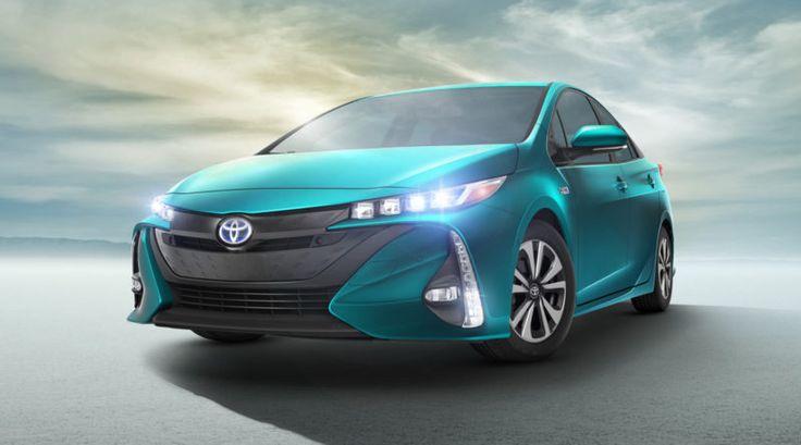 2017 Toyota Prius Prime – Calling It the Best of Prius