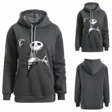Nightmare Before Christmas hoodie
