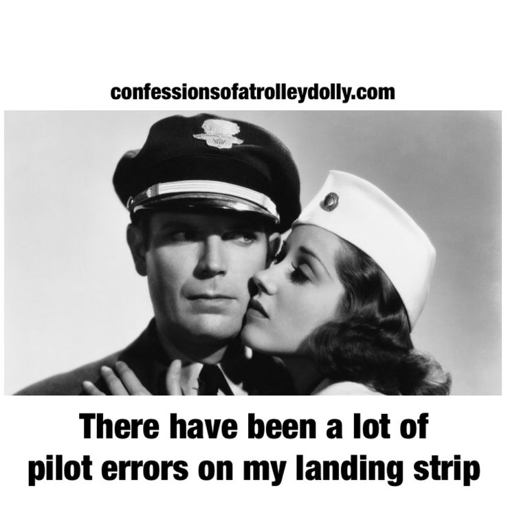 How many pilot errors have you made? #PILF #confessionsofatrolleydolly #crewlife #milehighclub