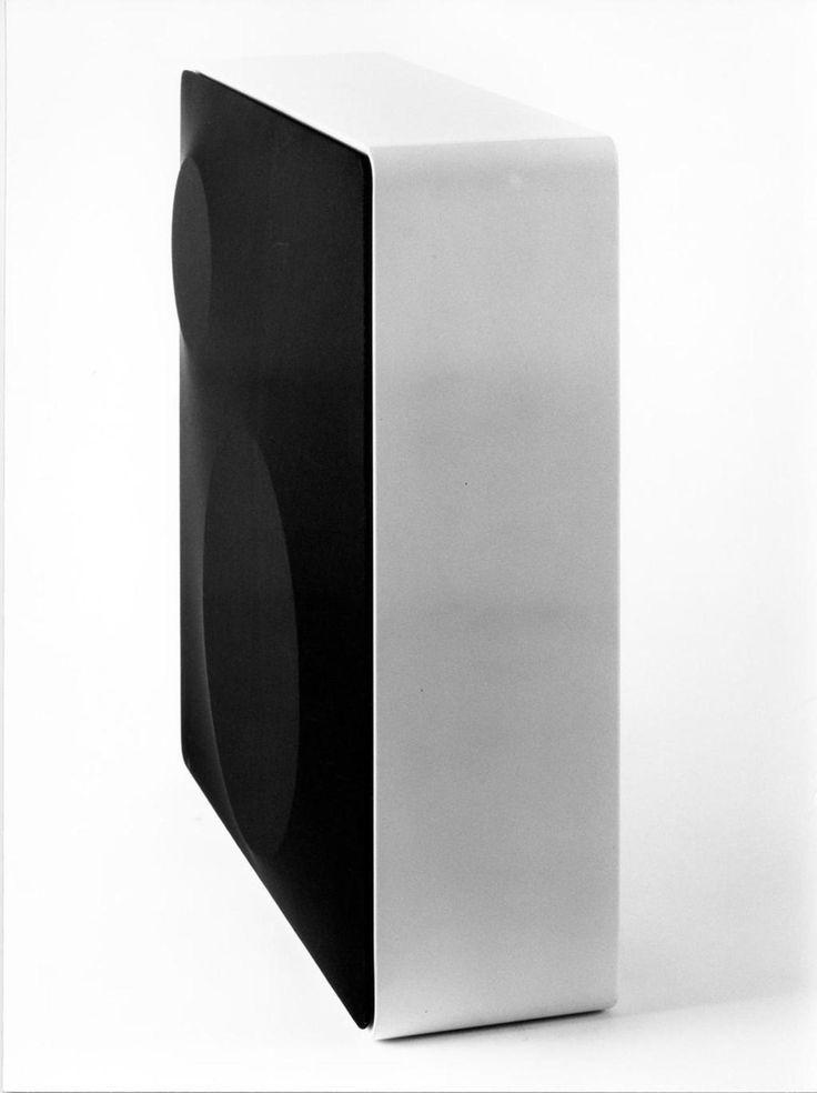 Richard Sapper Concetto 101 1975 Hi-Fi stereo system Brionvega With Marco Zanuso