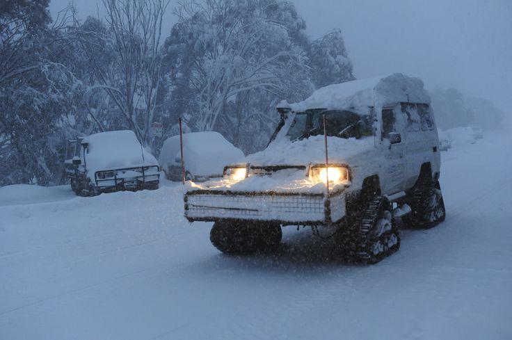Snow 4WD www.australianphotos.com.au