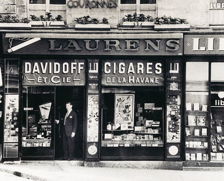 Cigars: Davidoff Cigar Shop - GF Luxury