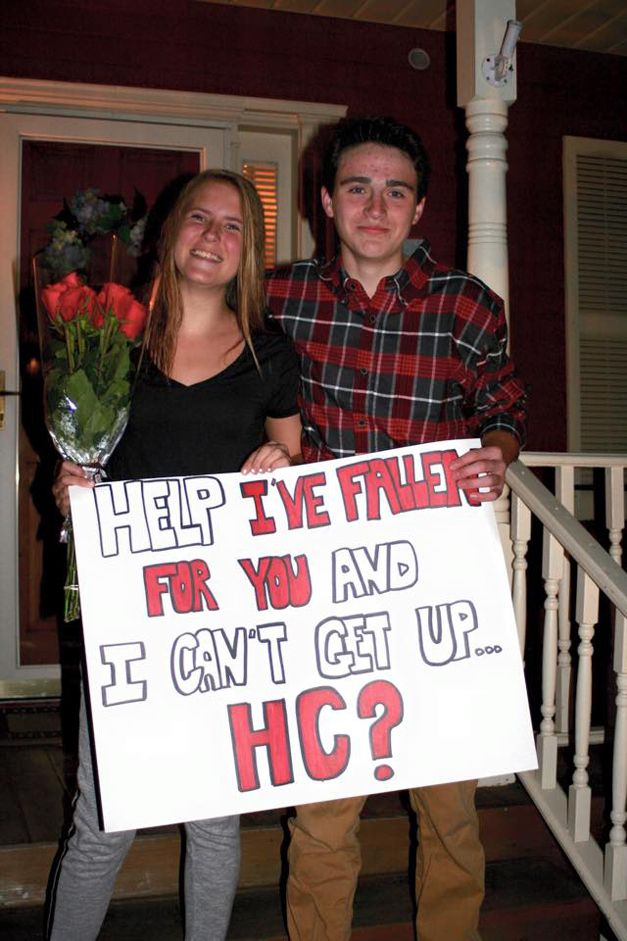 Hoco Proposal Images - Reverse Search
