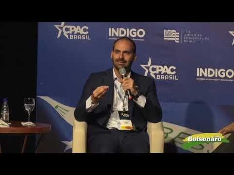 Eduardo Bolsonaro E Allan Dos Santos Terça Livre Youtube