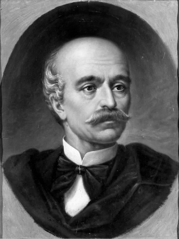 Mișu Popp – Portretul lui Vasile Alecsandri