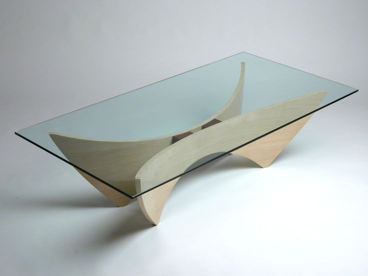 Pegasus handmade bespoke coffee table by David Tragen