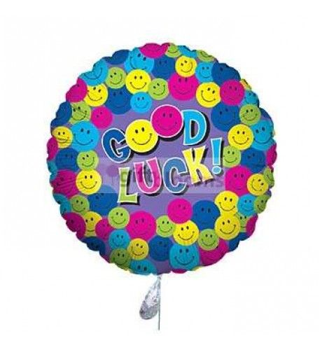 Looking for a fun, special and unusual way to show friends and family how much you care by showing your support? Show them exactly how much by sending this stylish 4 helium-filled balloon – ready for a surprise!