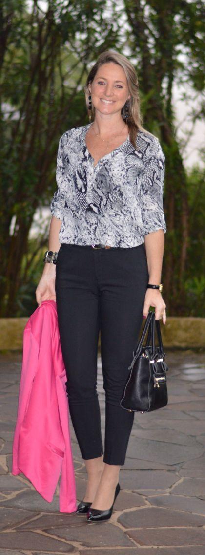 Look de trabalho - look pra trabalhar - work wear - office outfit - work outfit - moda corporativa - calça social- camisa social - scarpin - outfit - fashion - falloutfit