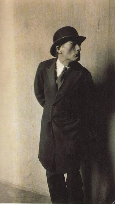 Antonin Artaud in Ferenc Molnar's play Liliom, 1923