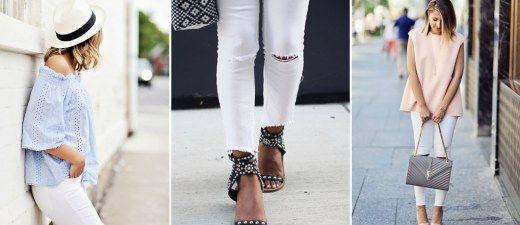 Weiße Hosen gehören zu den absoluten Must-haves im Sommer. Doch die hellen Jeans haben so ihre Tücken. Wir verraten euch, worauf...