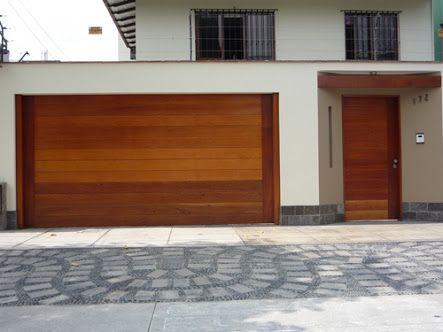 Best 25 puertas de garage ideas on pinterest puertas de - Puertas para garage ...