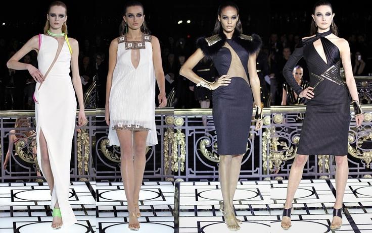 Atelier Versace - Paris Haute Couture Spring Summer 2013