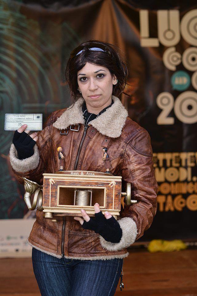 Ilaria Barilla : Cosplay from Italy