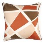Thomas Paul Mosaic Pillow - Orange