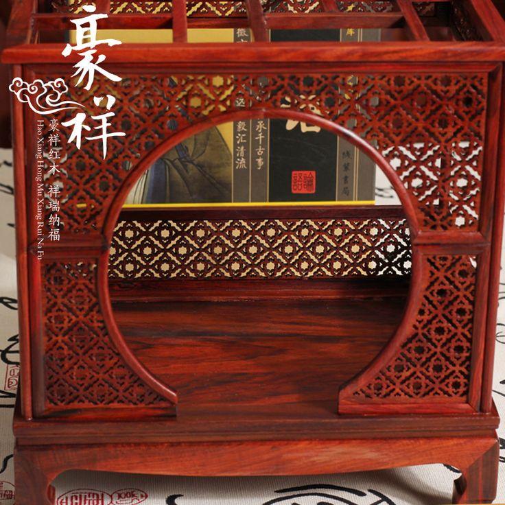 Красное дерево миниатюрная мебель из красного дерева кровать мин месяц дверной красного дерева кровать завод оптовая продажа украшения