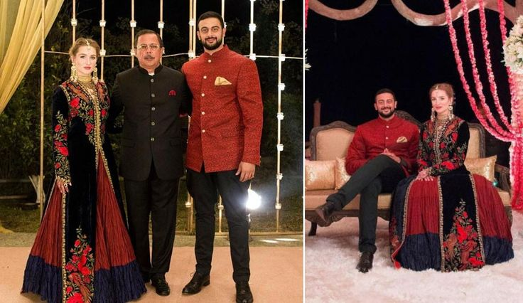 Lee Elton and Arunoday Singh  #weddingsutra #celebritybride #celebrity #wedding #bridallehenga #lehenga #gown #Indianbride #Indianoutfit #bridallook #weddingideas #desibride #bride #bridaloutfit #designer