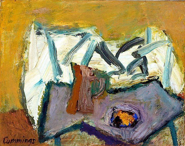 Elisabeth Cummings (b. 1934) Still Life with Jug, 2004