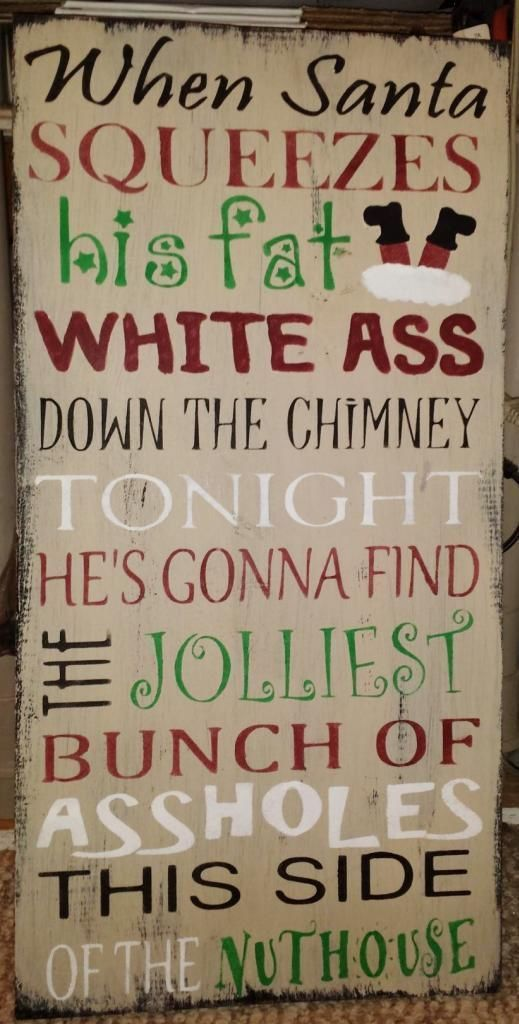 Primitive Sign Christmas Quote Clark Griswold Distressed Folk Art Sign Wooden Country Shabby Grungy Santa Claus Christmas Vacation by SuziesSigns on Etsy https://www.etsy.com/listing/237728135/primitive-sign-christmas-quote-clark