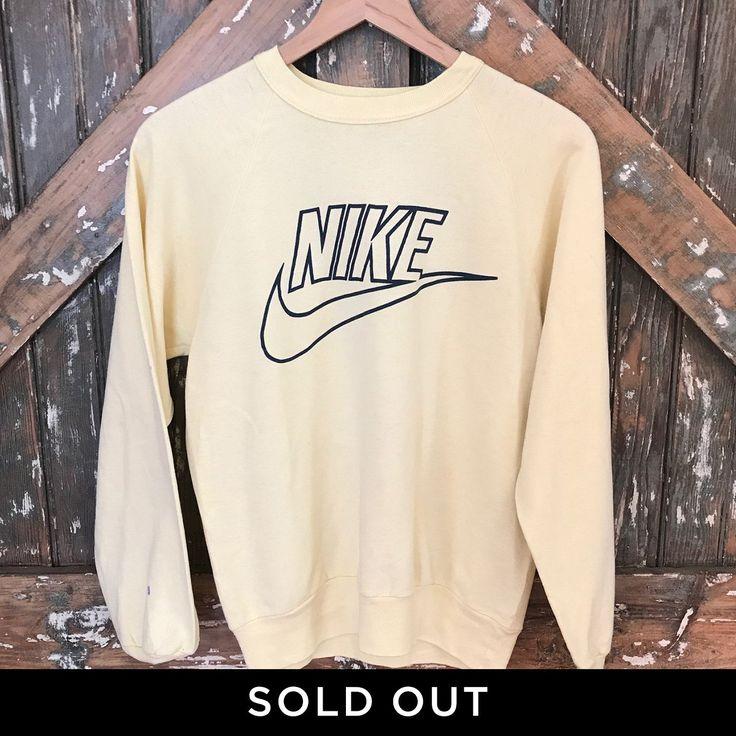 Dannijo Vintage Nike Sweatshirt