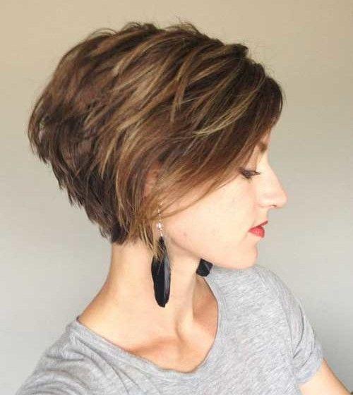 15 Cute Short Girl Haircuts | Latest Bob Hairstyles | Page 2
