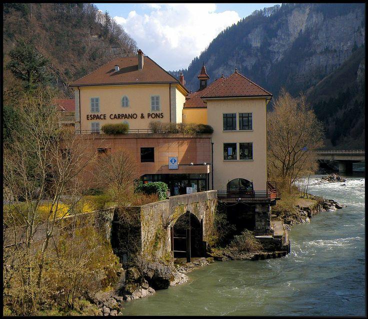 Cluses - The museum - Haute-Savoie dept. - Rhône-Alpes région, France    ..www.panoramio.com