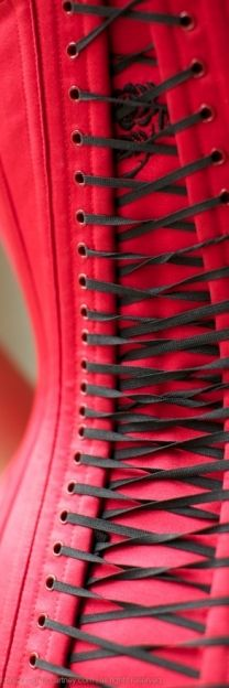 Lace is as much about the spaces between the threads as it is about the threads themselves